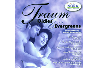 VARIOUS - Traum Oldies & Evergreens - (CD)