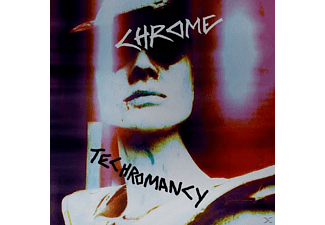 Chrome - TECHROMANCY - (Vinyl)
