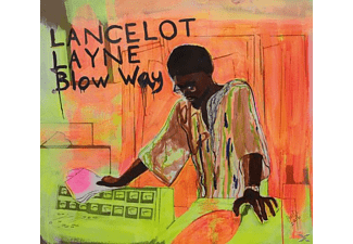 Lancelot Layne - Blow Way (2-CD) - (CD)