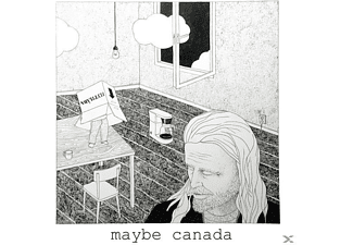 Maybe Canada - Ruined Hearts - (CD)