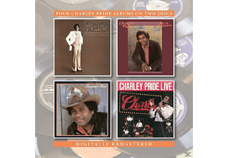 Charley Pride - You're My Jamaica/Roll On Mississippi/Charley... - (CD)