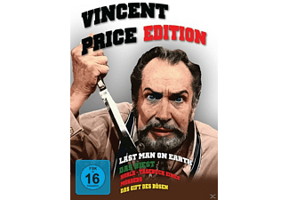 Vincent Price Edition - (DVD)