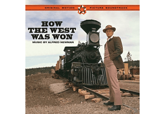 Alfred Newman - How The West Was Won (Ost)+1 Bonus Track - (CD)
