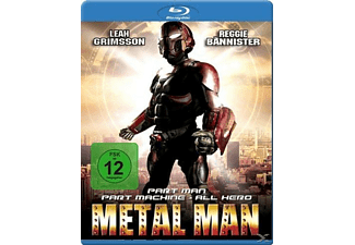 Metal Man - (3D Blu-ray)