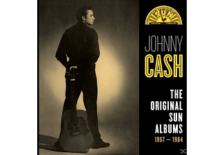 Johnny Cash - The Original Sun Albums 1957-1964 - (CD)