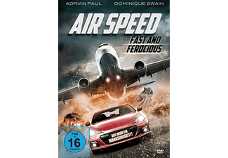 Air Speed - Fast and Ferocious - (DVD)