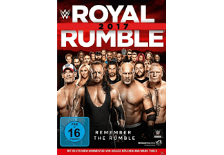 Royal Rumble 2017 - (Blu-ray)