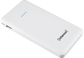 INTENSO Slim S10000 Powerbank 10000 mAh Weiß
