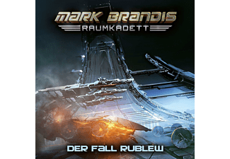 Mark Brandis-raumkadett - 12: Der Fall Rublev - (CD)