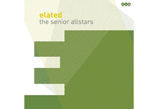 The Senior Allstars - Elated - (LP + Download)
