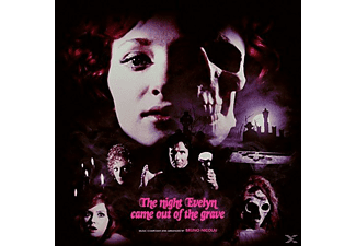 Bruno Nicolai - The Night Evelyn Came Out Of The Grave (180g 2LP) - (Vinyl)