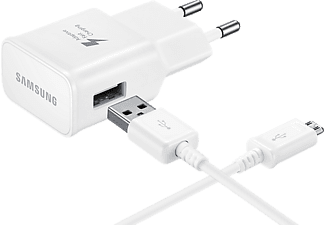 SAMSUNG Travel Charger Micro USB 2A White - (EP-TA20EWEU)