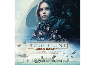 Michael Giacchino - Rogue One: A Star Wars Story - (Vinyl)
