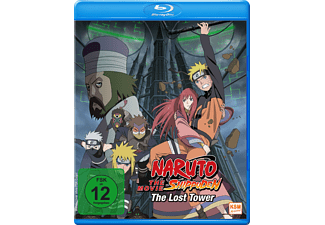 Naruto - Shippuden: The Movie 4 - The Lost Tower - (Blu-ray)