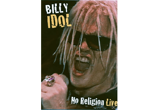 Billy Idol - No Religion-Live - (DVD)