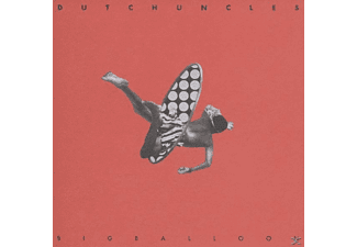 Dutch Uncles - Big Balloon - (LP + Download)