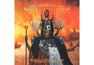 Mastodon - Emperor of Sand CD