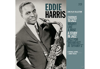 Eddie Harris - Long Play Collection - (CD)