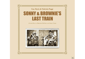 Davis, Guy / Poggi, Fabrizio - Sonny & Brownies Last Train - (Vinyl)