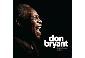 Don Bryant - Don't Give Up On Love (LP) - (Vinyl)