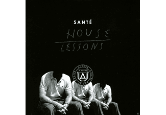 Sante - House Lessons - (CD)