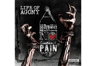 Life Of Agony A Place Where There's No More Pain (Black LP) Heavy Metal Vinyl