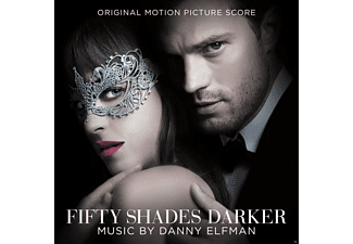 OST/VARIOUS - FIFTY SHADES DARKER - (CD)