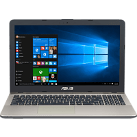 ASUS R541UA-DM993T, Notebook, Core™ i3 Prozessor, 256 GB SSD, HD-Grafik 520, Chocolate Black