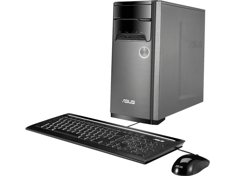 ASUS M32CD-K-DE020T, Gaming PC mit Core™ i5 Prozessor, 16 GB RAM, 512 GB SSD, 1 TB HDD, GeForce GTX 1050, 2 GB