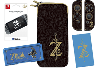 HORI Nintendo Switch Zelda Essential Starter Kit