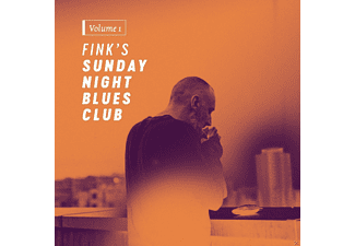 Fink - Fink's Sunday Night Blues Club,Vol.1 - (CD)
