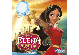 VARIOUS - Elena Von Avalor (EP) - (CD)