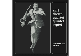 Carl Drewo Quartet Quintet Septet - European Jazz Sounds (CD) - (CD)