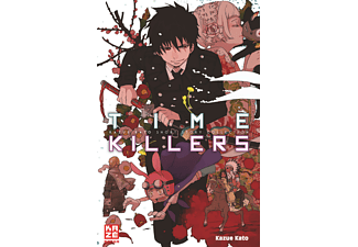 Time Killers – Kazue Kato Short Story Collection, Action (Taschenbuch)