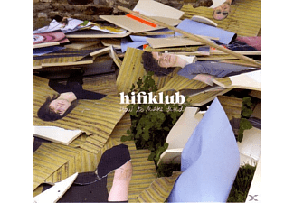 Hifiklub - How To Make Friends - (CD)