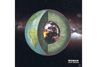 Woman - Happy Freedom (LP+MP3+Poster) - (LP + Download)