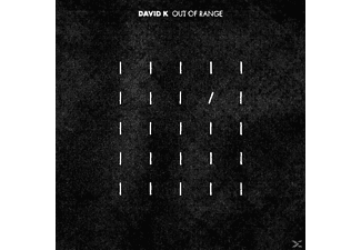 David K - OUT OF RANGE - (Vinyl)