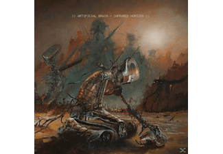 Artificial Brain - Infrared Horizon (Vinyl) - (Vinyl)