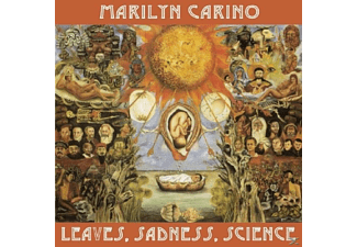 Marilyn Carino - Leaves,Sadness,Science - (CD)