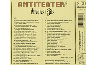 VARIOUS - Antiteater's Greatest Hits [CD]