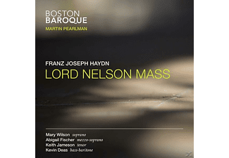 Keith Jameson, Kevin Deas, Mary Wilson, Abigail Fischer, Boston Baroque - Lord Nelson Mass - (SACD Hybrid)