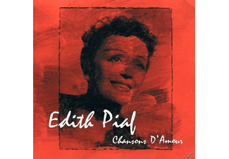Edith Piaf - Chansons D'Amour - (CD)