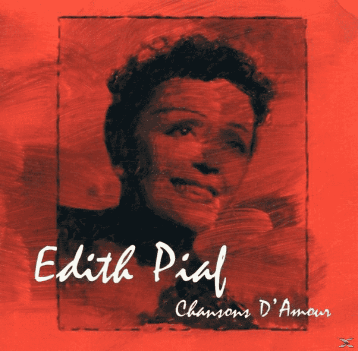 Edith Piaf - Chansons D´Amour - (CD)