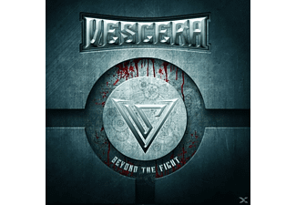 Vescera - Beyond The Fight (Black Vinyl+Bonustracks) - (Vinyl)