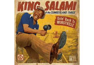 King Salami And The Cumberland 3 - Goin' Back To Wurstville - (CD)