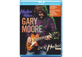 Gary Moore - LIVE AT MONTREUX 2010 - (Blu-ray)