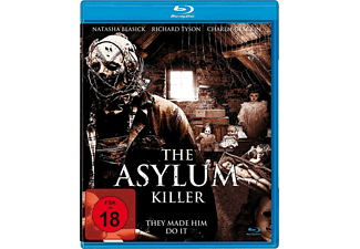 The Asylum Killer - (Blu-ray)