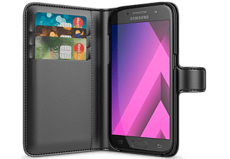 BEHELLO Wallet case Galaxy A3 (2017) Noir (BEHWAL00100)