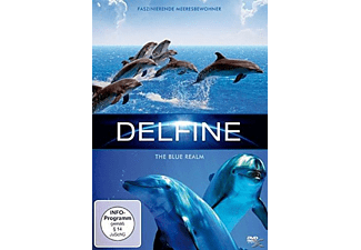 Delfine-The Blue Realm - (DVD)
