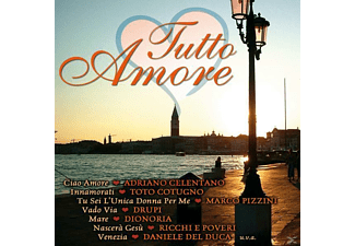 VARIOUS - Tutto Amore - (CD)